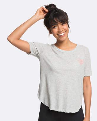 Roxy Womens Hello Winter A Sporty T Shirt