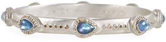 Armenta Diamond & Triplet Teardrop Bracelet