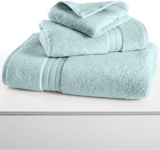 "Hotel Collection Finest Elegance 13"" x 13"" Washcloth, Created for Macy's Bedding"
