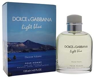 Dolce & Gabbana Light Blue Discover Vulcano by for Men - 4.2 oz EDT Spray