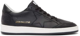 Golden Goose Black Ball Star Sneakers