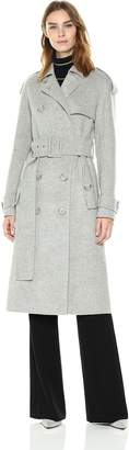Theory Women's Statement Trench Df, L