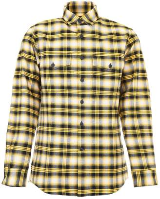 Marcelo Burlon County of Milan Shirt With Tiger Print