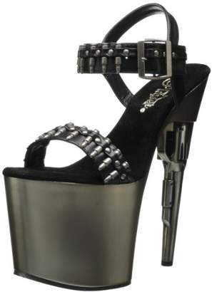 Pleaser USA Women's Bondgirl-712 Sandal