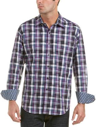 Robert Graham Putignano Classic Fit Woven Shirt