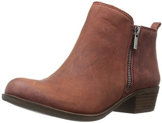 Lucky Women's Lk-Basel Ankle Bootie $69.95 thestylecure.com