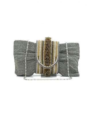 Forever Unique Heavily Embellished Clutch Bag