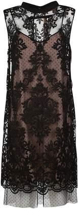 N°21 N.21 Lace Design Dress