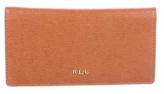 Lauren Ralph Lauren Tate Leather Wallet
