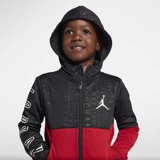 Jordan Therma 23 Tech Little Kids' (Boys') Full Zip Hoodie