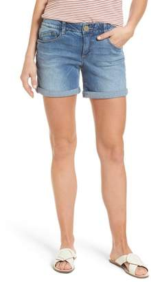 Wit & Wisdom Ab-solution Denim Shorts (Regular & Petite) (Nordstrom Exclusive)