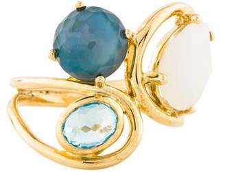 Ippolita Rock Candy Midnight Rain Squiggle Cocktail Ring