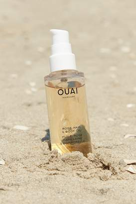 Ouai Mini Rose Hair + Body Oil