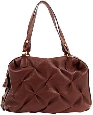 Smythson Leather handbag