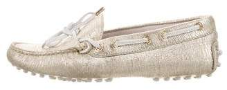 Tod's Girls' Suede Driving Loafers