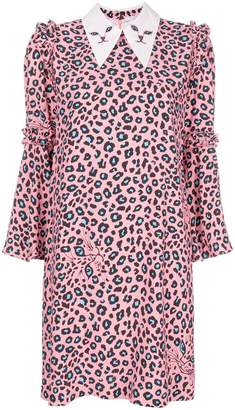 DAY Birger et Mikkelsen Vivetta print midi dress