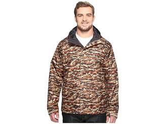 Columbia Big Tall Watertighttm Printed Jacket Men's Coat