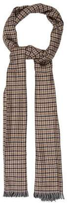 Tom Ford Plaid Cashmere Scarf w/ Tags