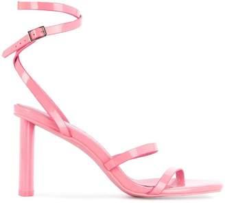 Manning Cartell heeled open-toe sandals