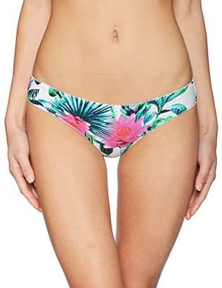 Rip Curl Women's Palms Away Hipster Bikini Bottom