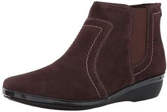 Clarks Women's Everlay Leigh Ankle Bootie 9.5 M US