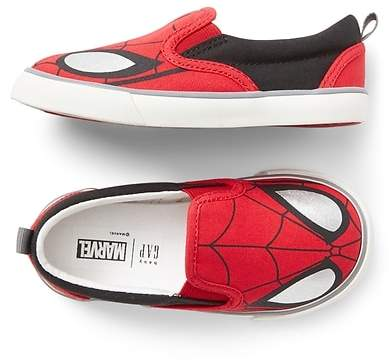 babyGap | Marvel Spiderman Slip-On Sneakers