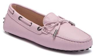 Tod's Leather Gommini Moccasin