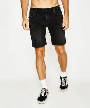 Wrangler Smith Short Moffs Black