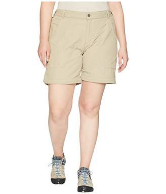 White Sierra Plus Size Sierra Point Convertible Pant