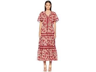 Kate Spade Paisley Blossom Patio Dress