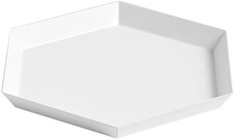 Kaleido HAY Hexagon Tray - Small - White