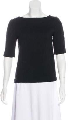 Etro Wool Textured Top