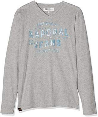 Kaporal Boy's MARKY Long-Sleeved Top