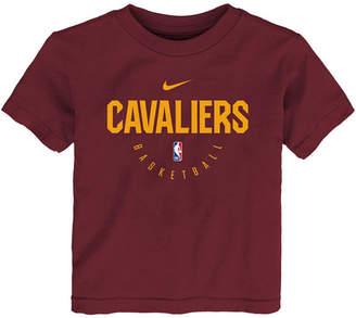 Nike Cleveland Cavaliers Elite Practice T-Shirt 2018, Little Boys (4-7)