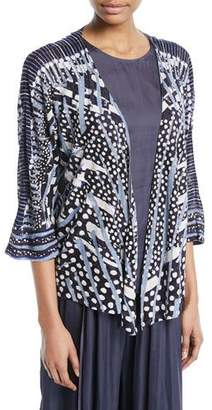 Nic+Zoe Pacific Coast 4-Way Cardigan, Plus Size