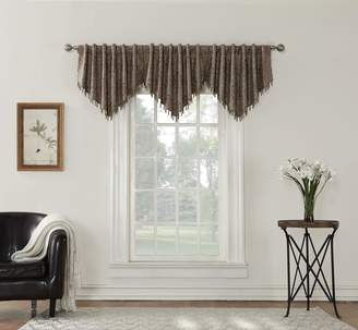 Sun Zero 49234 Sagan Blackout Lined Back-Tab Single Curtain Panel