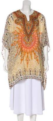 Camilla Embellished Long Sleeve Top w/ Tags