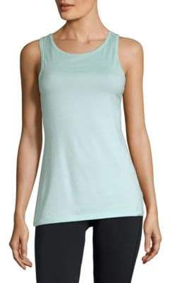 Gaiam Athena Cutout Tank Top