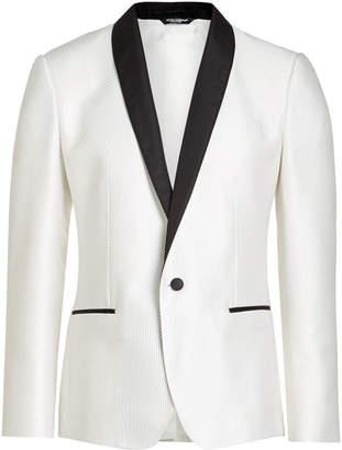 Dolce & Gabbana Blazer with Silk