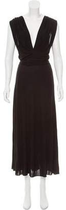 Tome Belted Maxi Dress w/ Tags