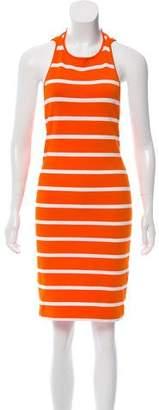 Ralph Lauren Striped Mini Dress