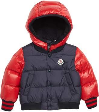 Moncler Monieux Varsity Down Puffer Jacket