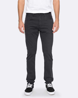Quiksilver Mens Dawn To Dust Slim Fit Pant