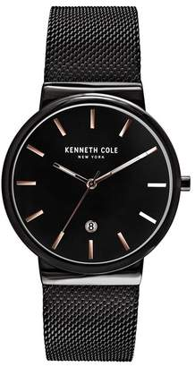 Kenneth Cole Men's Classic Mesh Watch, 40mm