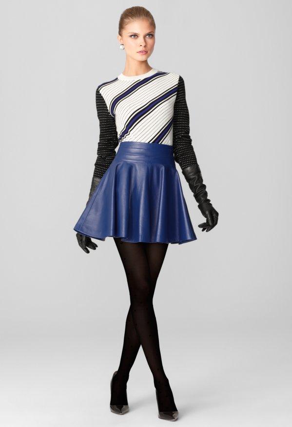 Delphine Swirl Skirt