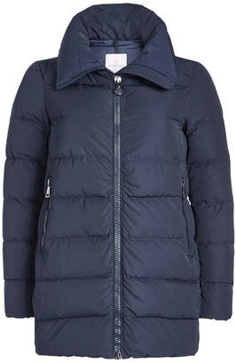 Moncler Petrea Quilted Down Coat