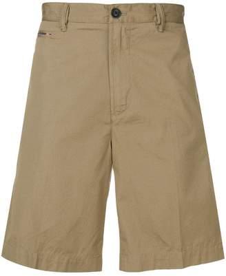 Diesel classic chino shorts