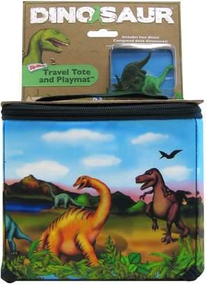 Neat Oh Neat-Oh! ZipBin Dinosaur Tote & 2 Dinosaur Set