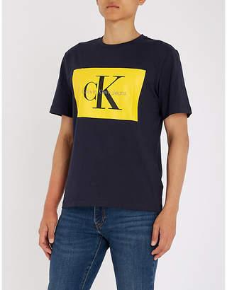 Calvin Klein Jeans Tikimo cotton-jersey T-shirt