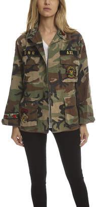 MadeWorn Rock Jungle Jacket